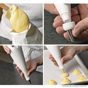 Мешки и переходники для крема