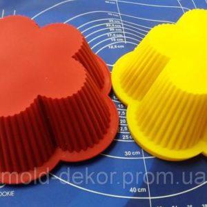 Формы силиконовые для выпечки