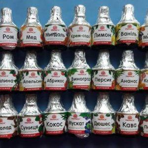 Пищевые ароматизаторы