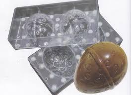 Формы для работы с шоколадом.